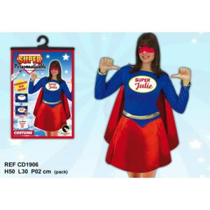Costume Super-héros Personnalisable