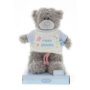 Peluche Me To You Debout Happy Birthday