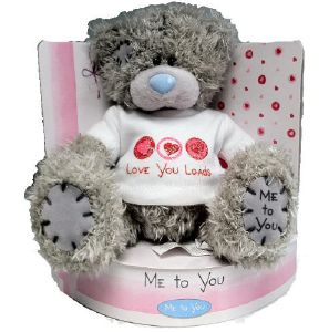 Peluche Me To You Love You Loads