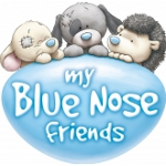 My Blue Nose Friends Me To You