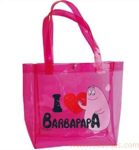 Sac shopping I Love Barbapapa
