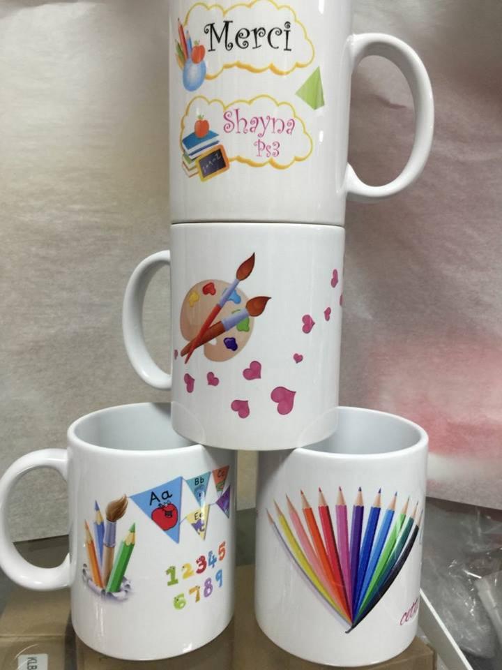 Moderne Mug classique personnalisé, mug original, cadeau personnalisé IO-47