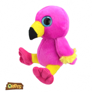 Peluche Orbys Flamant