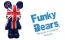 Boutique Funky Bear